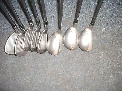 Taylormade Ladies Miscela Irons /rescues Set