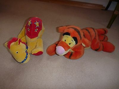 Soft Toy Duo (New & used)