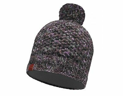 Buff Knitted And Polar Hat 'margo' - One Size
