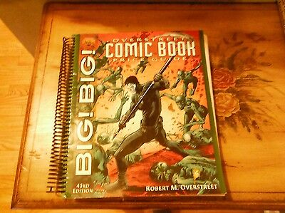 Overstreet Comic Book Price Guide-43rd Edition