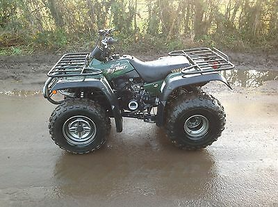 Yamaha Big Bear 350 farm quad ATV *EXCELLENT CONDITION*