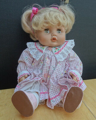 1969 EFFANBEE BUTTERBALL #6569 Reproduction? CUTE!!