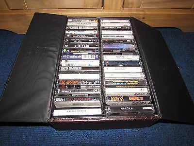 Job lot - A Collection of 32 Assorted Cassette Tapes