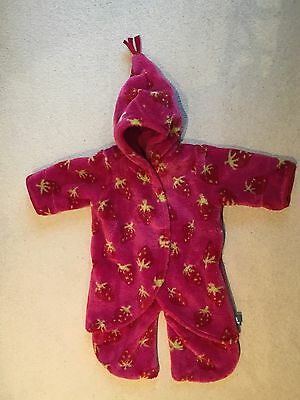 Buggy Snuggle Baby Snuggle Pramsuit