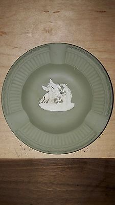 Green Jasper Wedgwood Ashtray