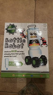 Bottle Robot Kit - Educational Toy - NEW - Free Delivery