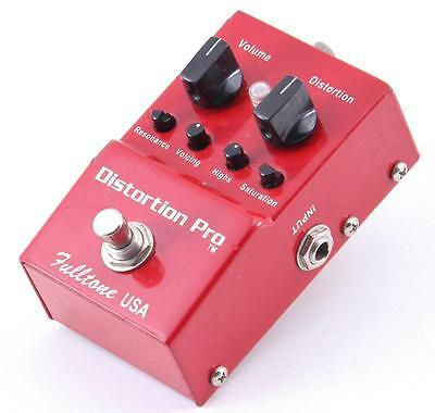 Fulltone Distortion Pro Guitar Effects Pedal PD-2830
