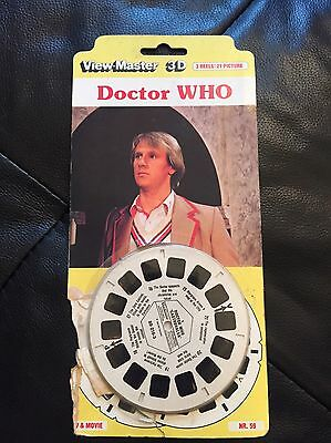 3D View Finder Doctor Who Film Reel Castrovalva