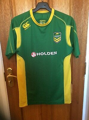 Australia  Rugby League  Shirt      Kangaroos. Gym Shirt