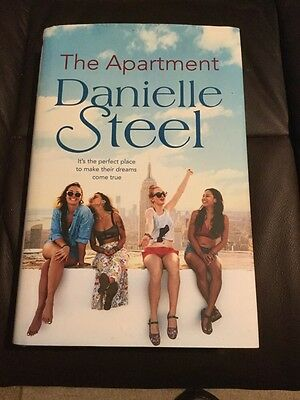 The Apartment, Steel Danielle Book Hard Back