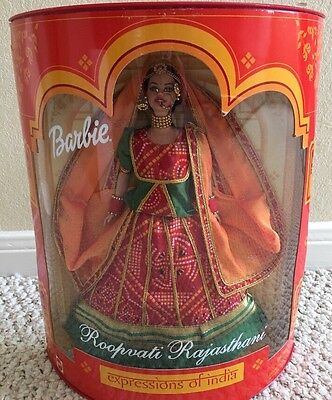Barbie Expressions of India Roopvati Rajasthani Doll  SPECIAL EDITION Doll 2003