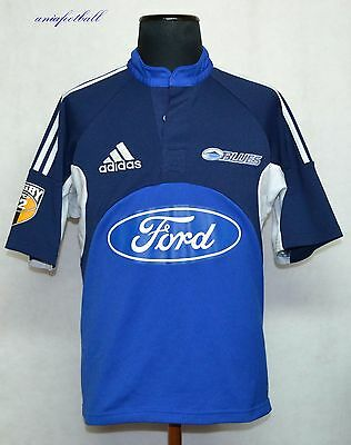 BLUES 2003 / 2004 AUKLAND Rugby Shirt Jersey Very Rare Vintage New Zealand