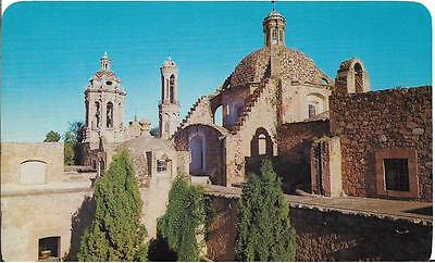 Franciscan Monastery, Completed In 1707, Guadalupe Zacatecas Free Shipping