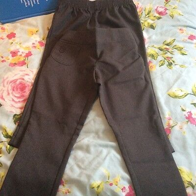 Girls school trausers size 3-4 years
