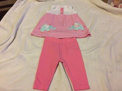 Baby Girls Outfit 0-3 Months