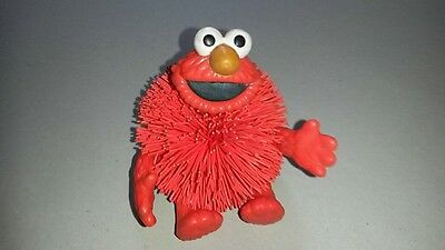 Sesame Street, Elmo figure / toy - VGC - rubber