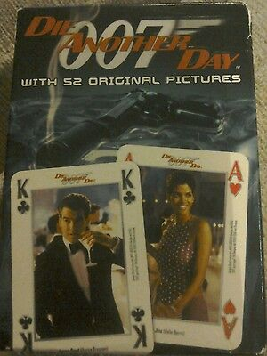 Die Another Day Playing Cards Sealed