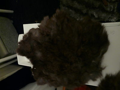Genuine Coney fur full skin 2
