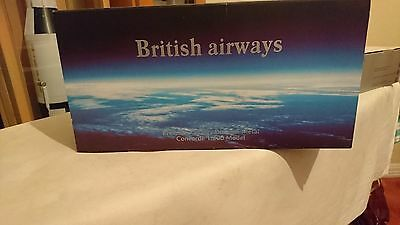 BAe British Airways BA Concorde 1:200