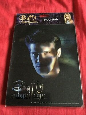 Buffy The Vampire Slayer Mousepad Series Angel