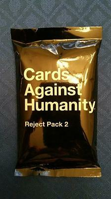 Cards Against Humanity - Reject Pack 2 (Rare!)