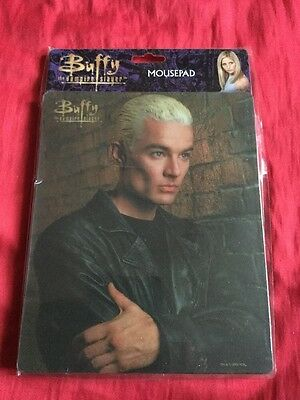 Buffy The Vampire Slayer Mousepad Series Spike