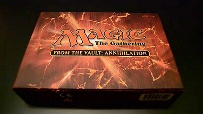 From The Vault: Annihilation (Sealed)