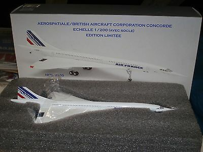 Air France BAe  Concorde 1:200 - Socatec Aircrafts Models