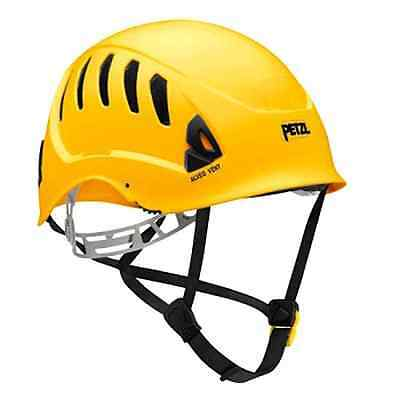 Petzl ALVEO VENT ANSI Rescue helmet Yellow A20VYA w/FREE bag