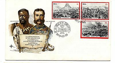 South Africa - 1979 Rorke's Drift FDC