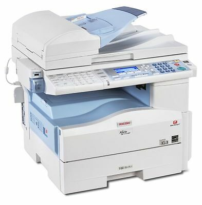 Ricoh MP 161 Mono Multifunction with Copy, Colour Scan, Fax and Print EC