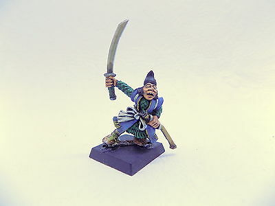 D&D AD&D Oriental Heroes OH3 Rampaging Ronin HOSHI Well Painted Citadel 36415