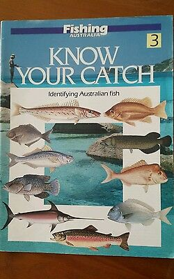 Vintage Fishing Australia Know Your Catch Magazine - Issue 3