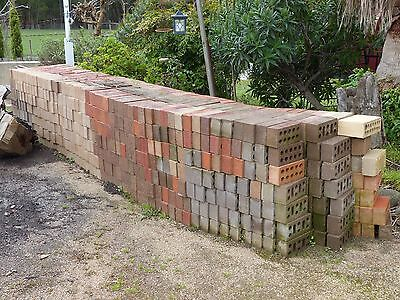 House Building Bricks - Mixed - Unused - $60.00 per hundred or Best Offer