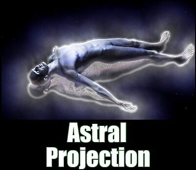 Astral Projection Out of Body Experience Guided Meditation Spirit on Audio CD