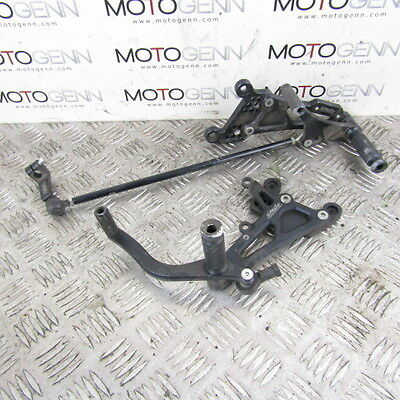 Yamaha R1 07 Valter Moto Rearset left & right - scratch on pegs but Straight