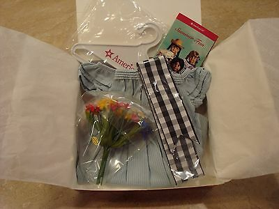 American Girl ADDY FLOWER PICKING OUTFIT New in Box
