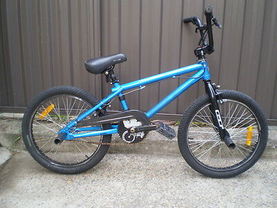 """Freestyle BMX Stunt Bike,Gt Zone 20"""".Very Good condition,Only $120"""