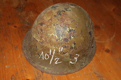 Japanese Steel Helmet Shell  WW II   (No.3)