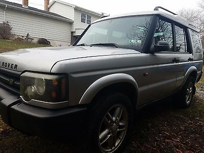 2003 Land Rover Discovery S7 7 Passenger,New High performance Ceramic brakes/Slotted Rotors, New Tires.