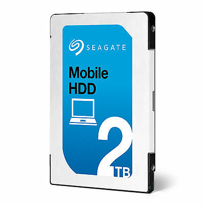 "Seagate Mobile HDD 2 To Disque dur - interne SATA 2.5"" ST2000LM007 - 128 Mo"