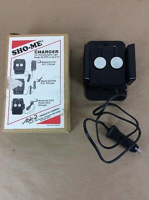 Sho Me 09.2702 Dc 12 Volt Light Charger Wall Mount Able 2 Company
