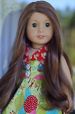 ENCHANTING Custom American Girl Doll TM 61 with Marie-Grace wig OOAK jodybo