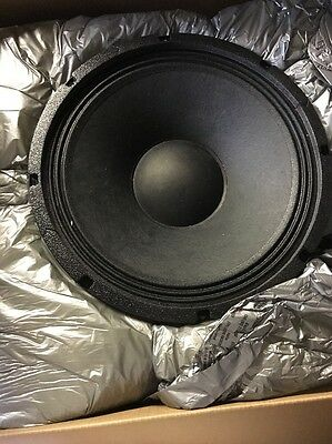 """Pair Eminence Kappa-12A 12"""" Driver 8 ohm 99.3dB 3"""" Coil Replacement Speaker"""