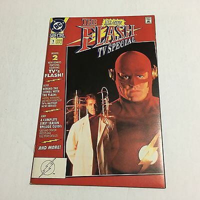 The Flash Tv Special #1 1St Issue 1991 Dc Comics Higher Grade