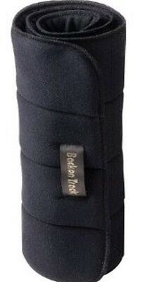 Horse Back On Track Healing Leg Wrap Classic 30x50  Black Or Grey     ****NEW