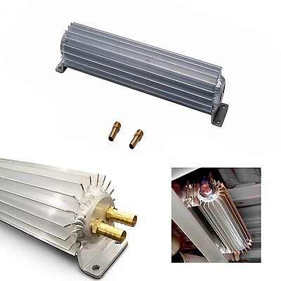 15 in Transmission Oil Cooler hot street rat rod road racing parts th350 700r4
