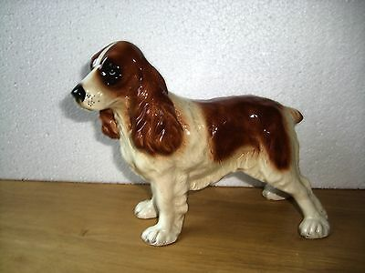 Spaniel Dog Ornament, About 18cm high.