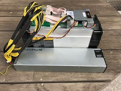 antminer s7 with 240 v power supply