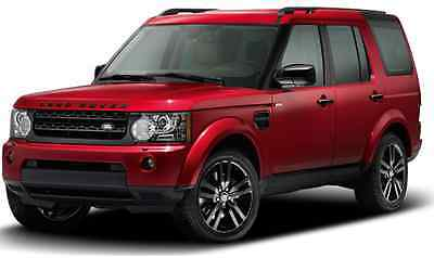 Land Rover Discovery 4 Workshop Manual 2009 - 2012